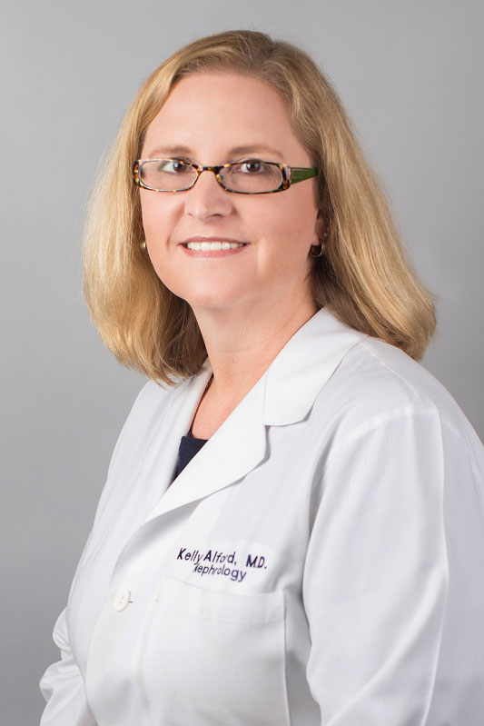 Kelly R. Alford, M.D.
