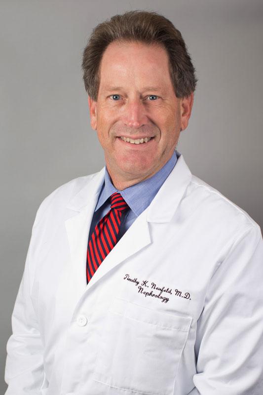 Timothy K. Neufeld, M.D.